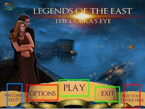 legends of the east: the cobra's eye collector's edition walkthrough screenshots 1