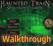 haunted train: spirits of charon collector's edition walkthrough