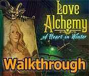 love alchemy: a heart in winter walkthrough