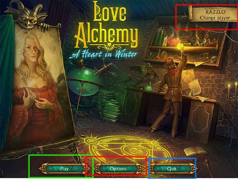 love alchemy: a heart in winter walkthrough screenshots 2