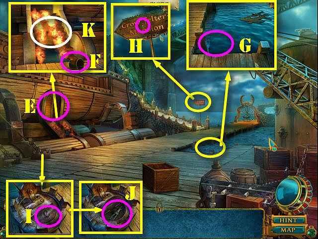 legends of the east: the cobra's eye walkthrough 3 screenshots 1