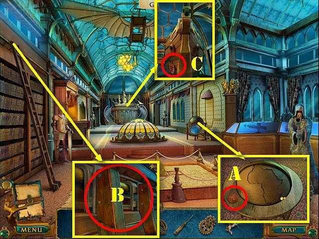 legends of the east: the cobra's eye walkthrough 9 screenshots 2