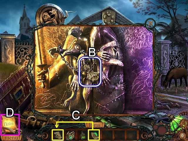 apothecarium: the renaissance of evil walkthrough 6 screenshots 2