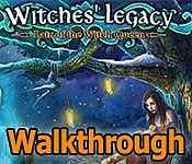 Witches' Legacy: Lair of the Witch Queen Walkthrough 21