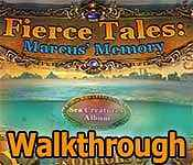 Fierce Tales: Marcus' Memory Walkthrough 20
