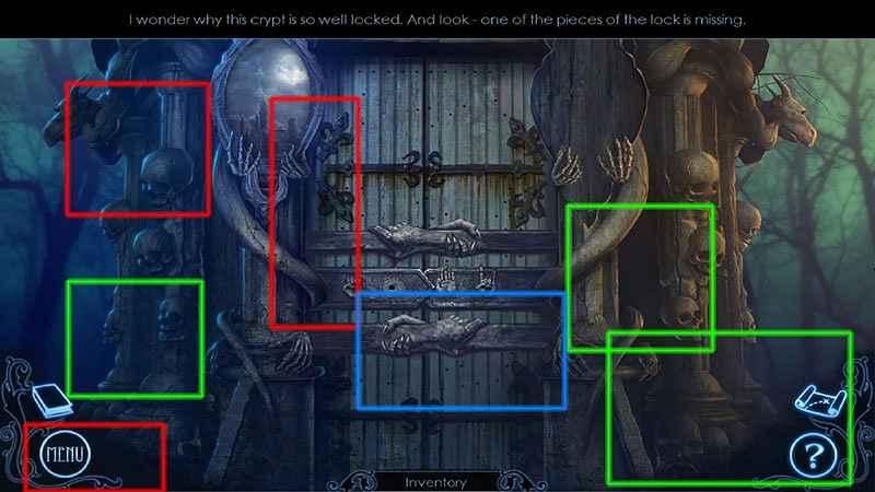mystery of unicorn castle: the beastmaster walkthrough screenshots 3