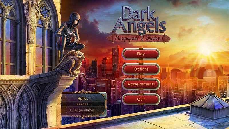 dark angels: masquerade of shadows collector's edition screenshots 3