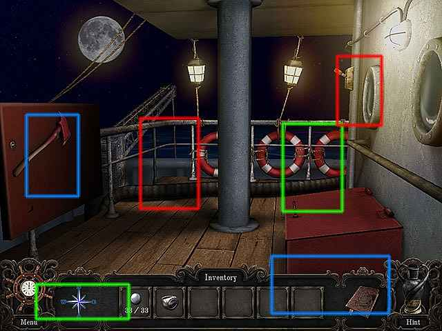 night mysteries: the amphora prisoner walkthrough screenshots 2