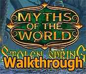 myths of the world: stolen spring collector's edition walkthrough