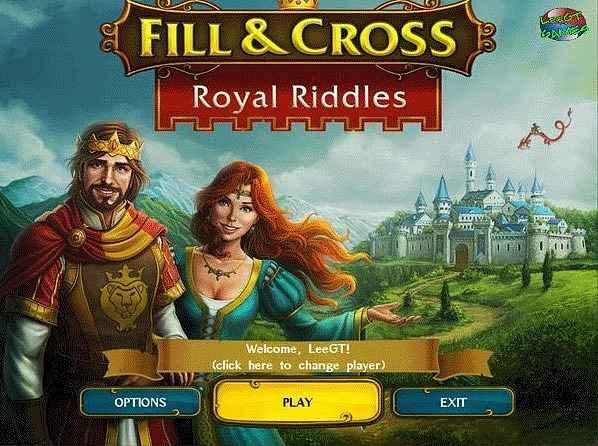 royal riddles: fill and cross screenshots 1