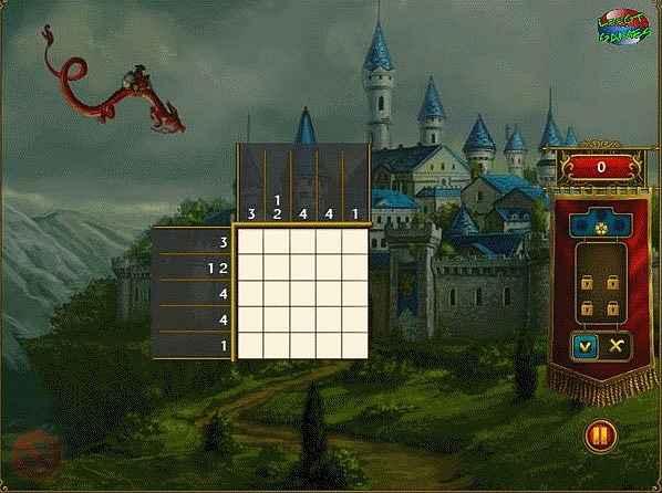 royal riddles: fill and cross screenshots 3