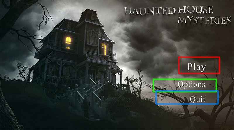 haunted house mysteries walkthrough