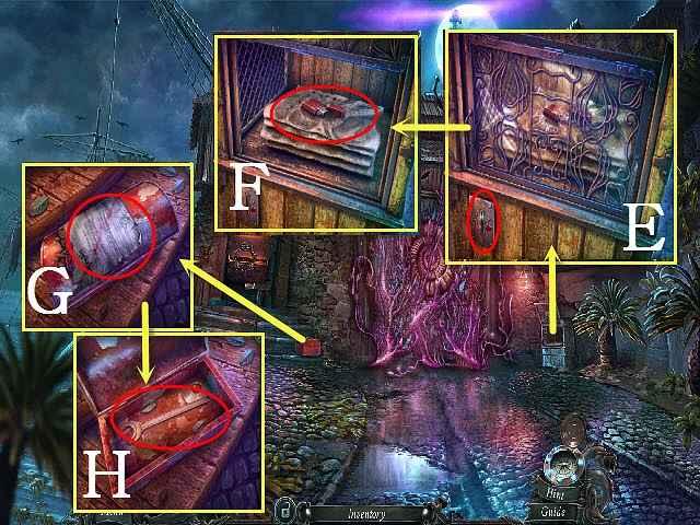 nightmares from the deep: the siren's call walkthrough 11 screenshots 2