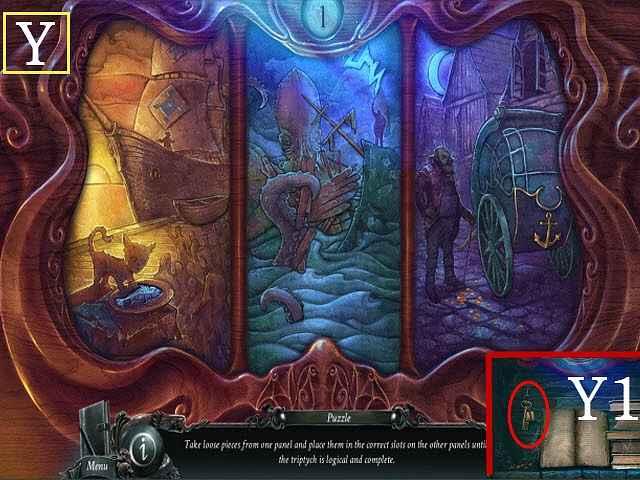 nightmares from the deep: the siren's call walkthrough 13 screenshots 2
