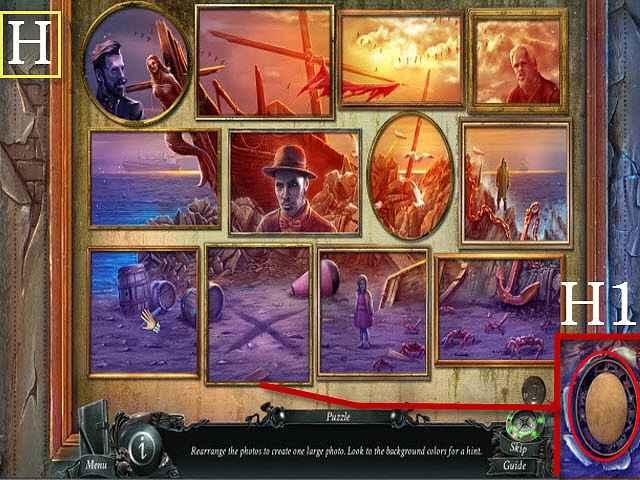 nightmares from the deep: the siren's call walkthrough 14 screenshots 3