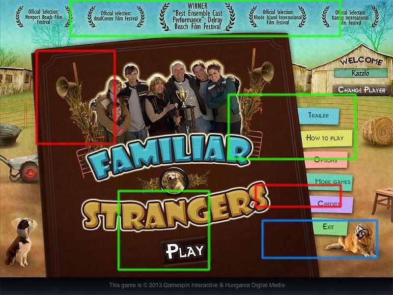 familiar strangers walkthrough screenshots 1