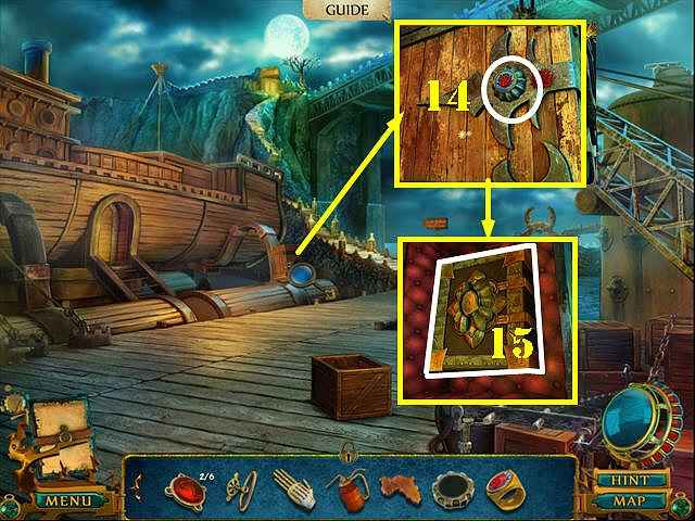 legends of the east: the cobra's eye walkthrough 16 screenshots 2