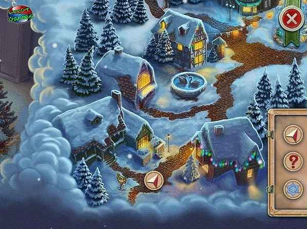 christmas eve: the miracle of snow hill collector's edition screenshots 10
