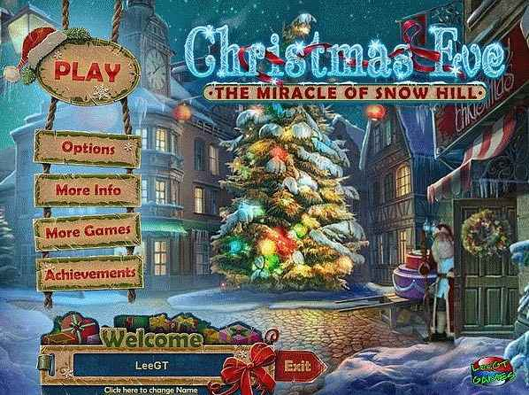 christmas eve: the miracle of snow hill collector's edition screenshots 12