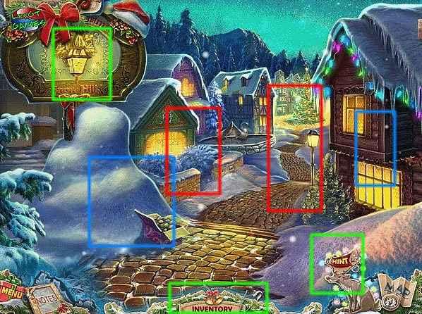 christmas eve: the miracle of snow hill walkthrough screenshots 2