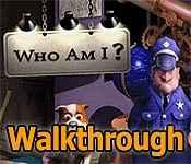 who am i walkthrough