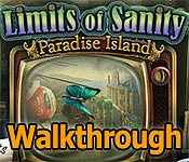 limits of sanity: paradise island collector's edition walkthrough