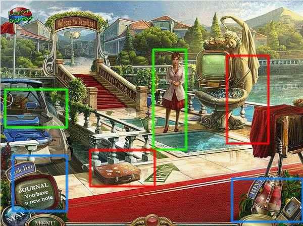 limits of sanity: paradise island collector's edition walkthrough screenshots 2