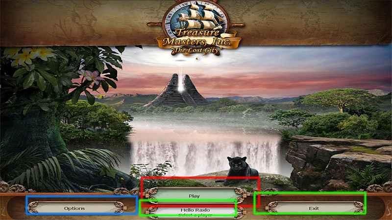 treasure masters, inc.: the lost city collector's edition walkthrough screenshots 1