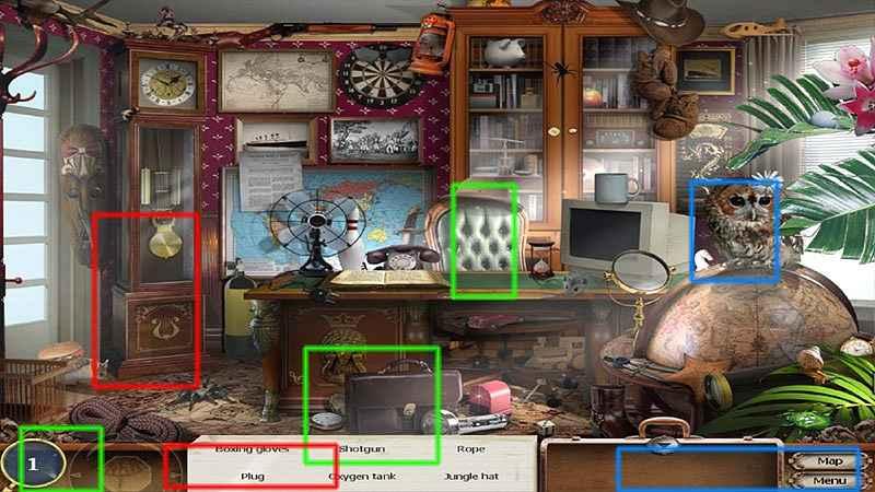 treasure masters, inc.: the lost city collector's edition walkthrough screenshots 2