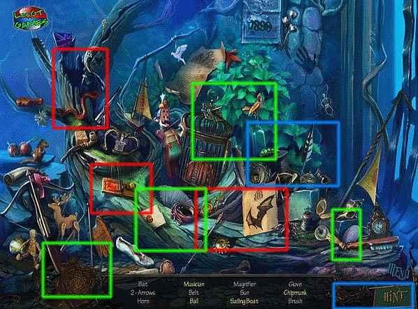 bluebeard's castle: son of the heartless collector's edition walkthrough screenshots 3