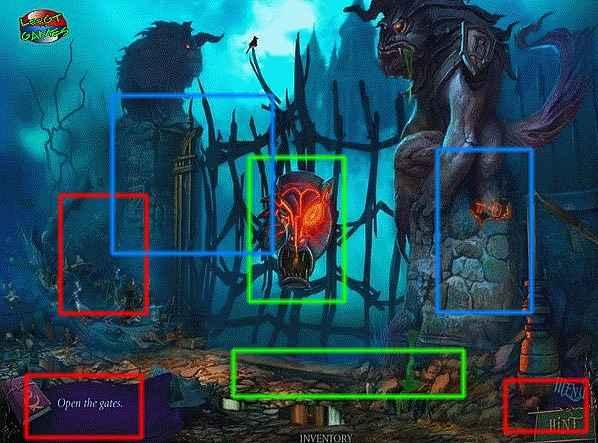 bluebeard's castle: son of the heartless walkthrough screenshots 1