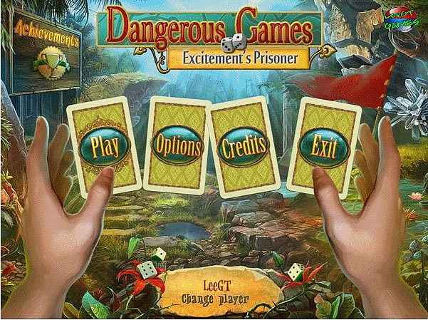 dangerous games: excitement's prisoner screenshots 1
