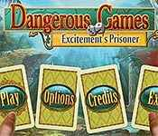 dangerous games: excitement's prisoner collector's edition