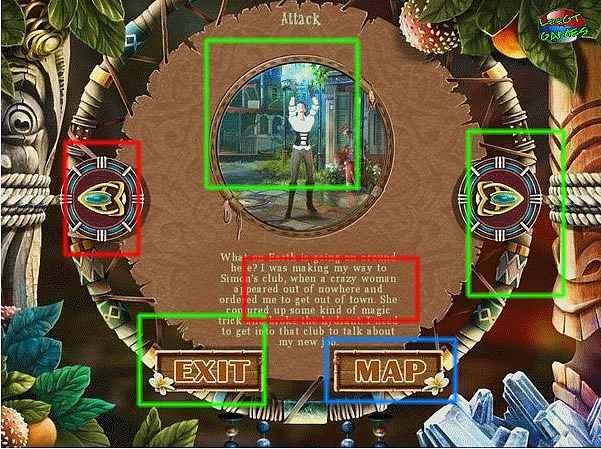 dangerous games: excitement's prisoner collector's edition walkthrough screenshots 2