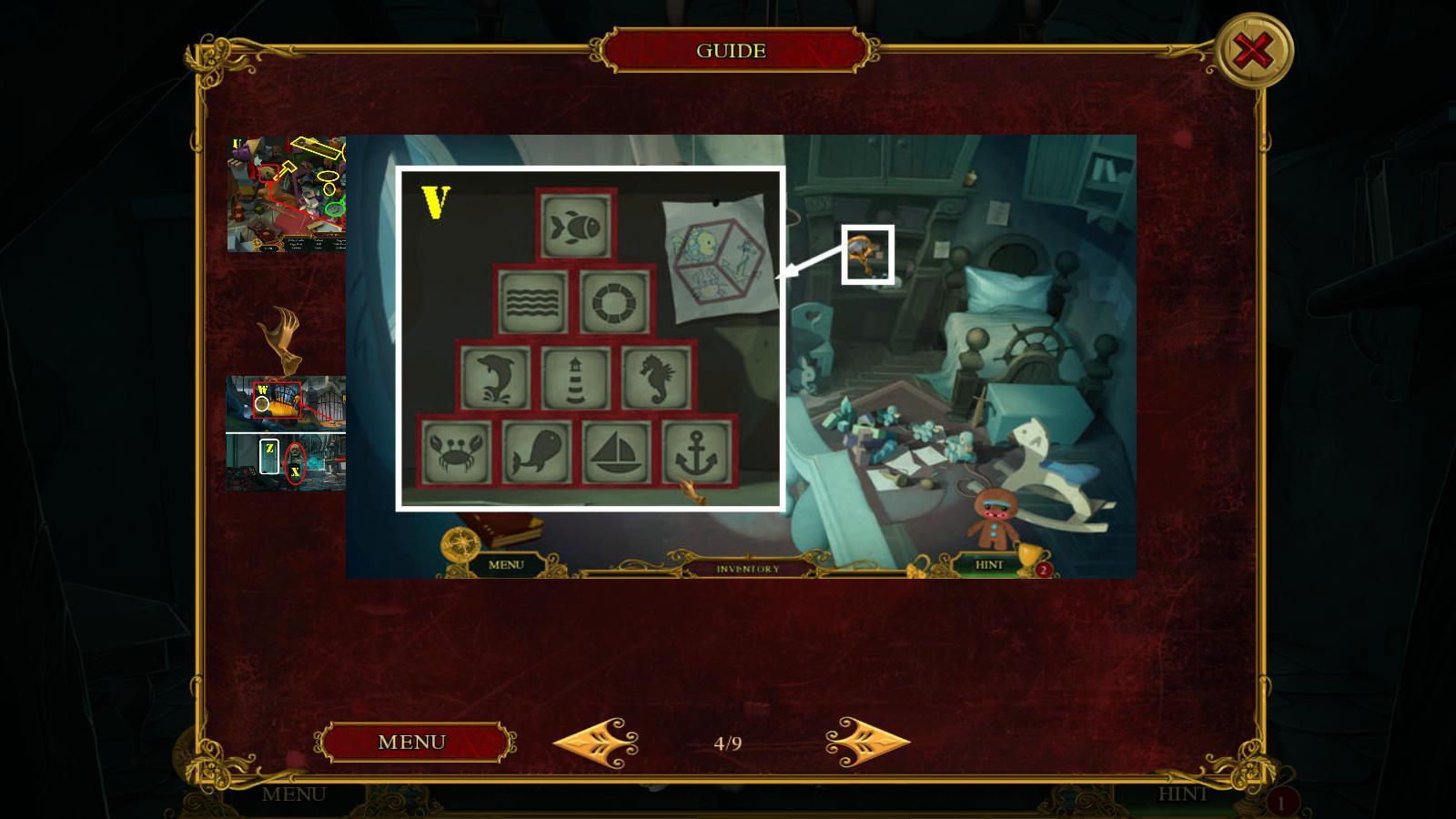 fearful tales: hansel and gretel walkthrough 4 screenshots 2