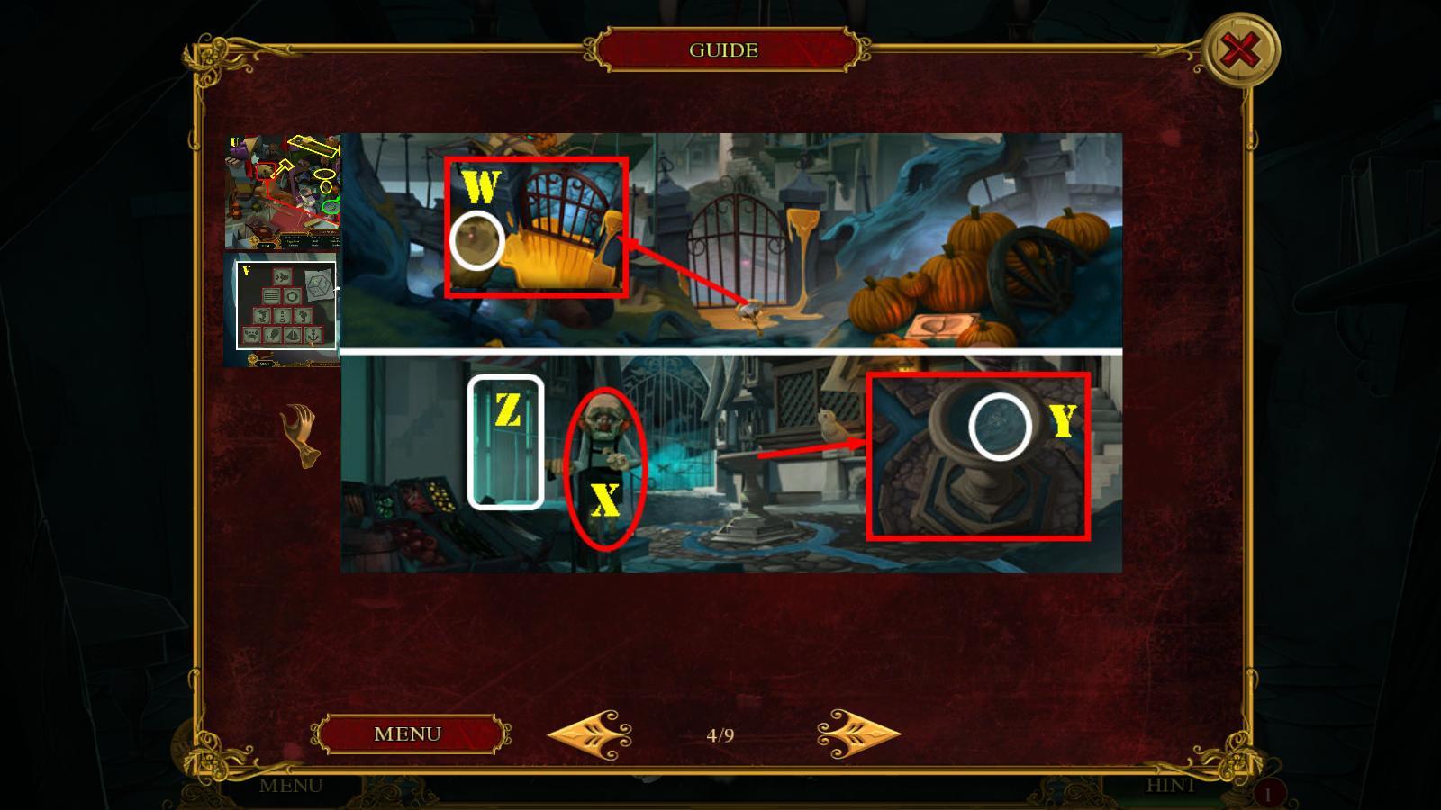 fearful tales: hansel and gretel walkthrough 4 screenshots 3