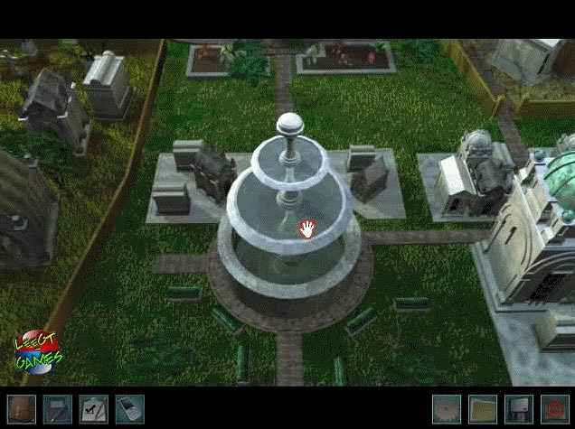 nancy drew: legend of the crystal skull screenshots 2