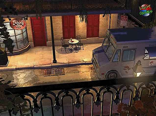 nancy drew: legend of the crystal skull screenshots 3