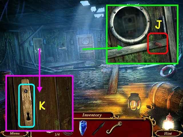 left in the dark: no one on board walkthrough 9 screenshots 2