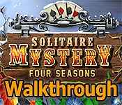 solitaire mystery: four seasons collector's edition walkthrough