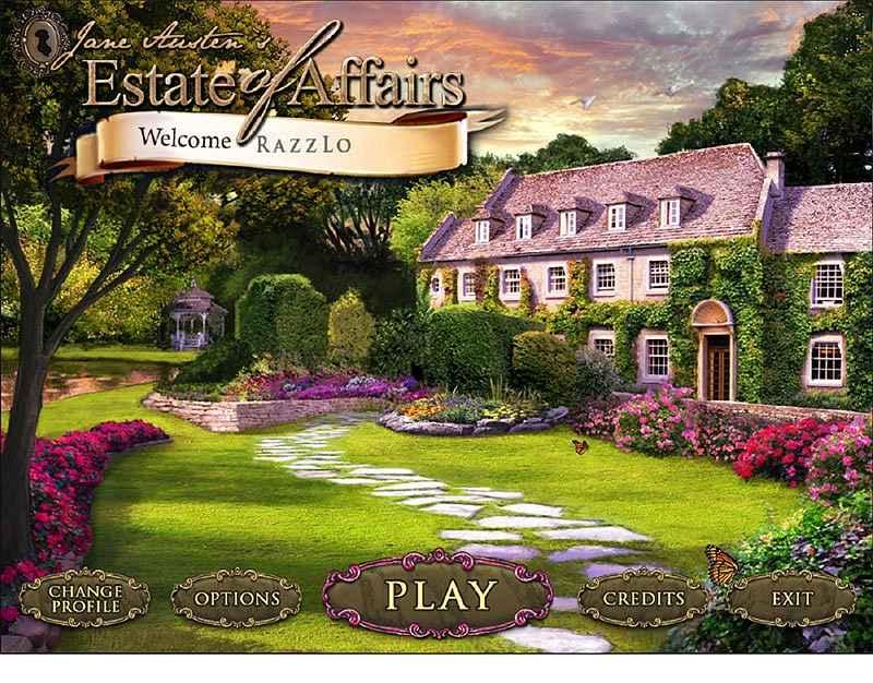 jane austen's estate of affairs collector's edition screenshots 1