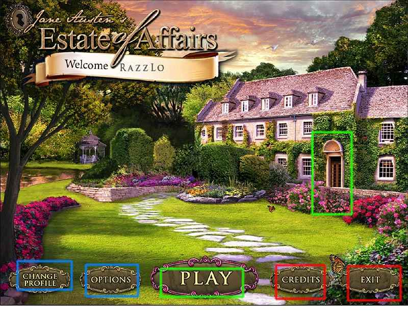 jane austen's estate of affairs collector's edition walkthrough