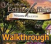 Jane Austen's Estate Of Affairs Walkthrough