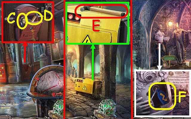 sable maze: norwich caves walkthrough 4 screenshots 3