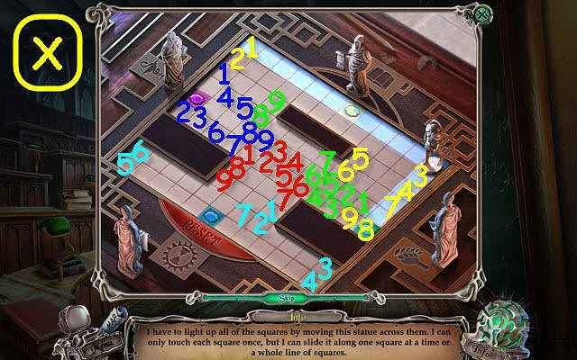 sable maze: norwich caves walkthrough 8 screenshots 1