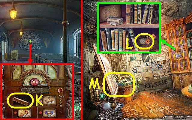 sable maze: norwich caves walkthrough 9 screenshots 2
