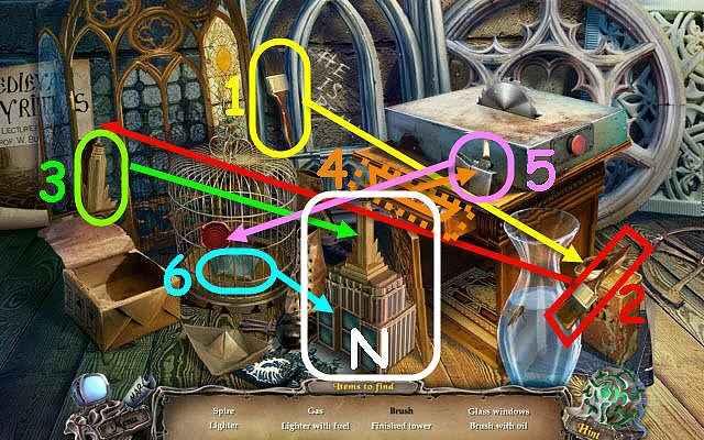 sable maze: norwich caves walkthrough 9 screenshots 3