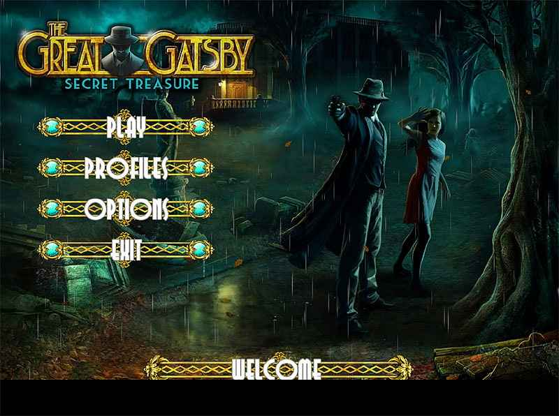 the great gatsby: secret treasure collector's edition screenshots 1