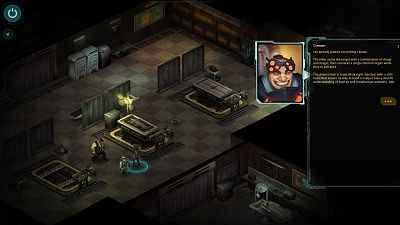 shadowrun returns screenshots 2