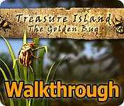 Treasure Island: The Golden Bug Walkthrough